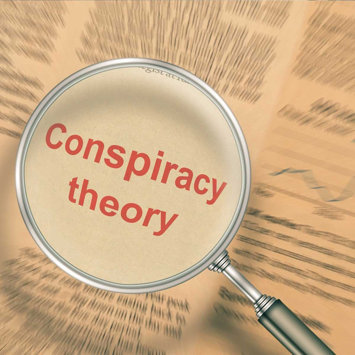 Conspiracy Theories - How Did We Get So Far So Fast?